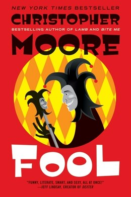 Book Fool: A Novel by Christopher Moore