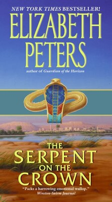 Book The Serpent On The Crown by Elizabeth Peters