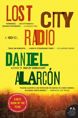 Book Lost City Radio: A Novel by Daniel Alarcon