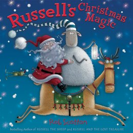 Book Russell's Christmas Magic by Rob Scotton