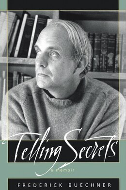 Book Telling Secrets by Frederick Buechner