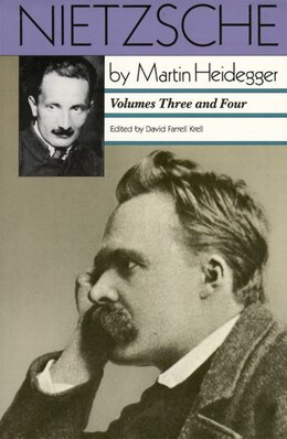 Book Nietzsche: Volumes Three And Four: Volumes Three and Four by Martin Heidegger