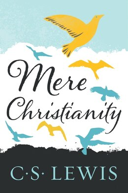 Book Mere Christianity by C. S. Lewis