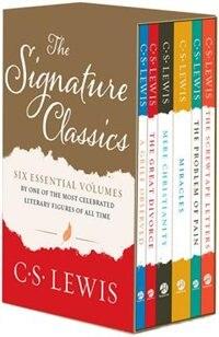 Book C. S. Lewis Signature Classics (Boxed Set) by C. S. Lewis