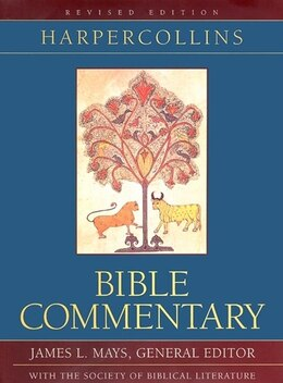 Book Harpercollins Bible Commentary - Revised Edition by James L. Mays