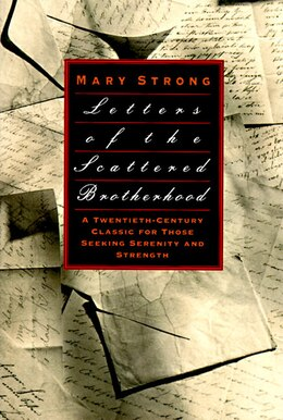 Book Letters Of The Scattered Brotherhood by Mary Strong