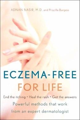 Book Eczema-free For Life by Adnan, M.d. Nasir