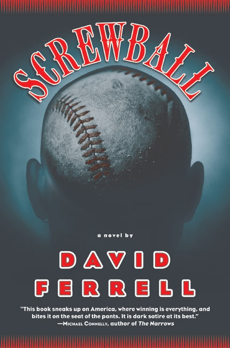 Book Screwball: A Novel by David Ferrell