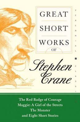 Book Great Short Works of Stephen Crane by Stephen Crane