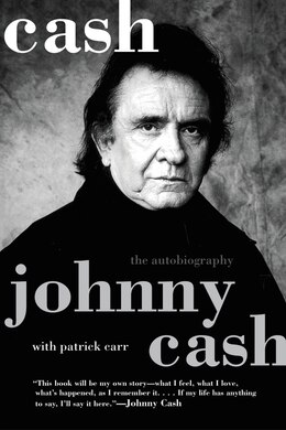 Book Cash: The Autobiography by Johnny Cash
