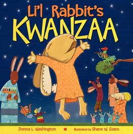 Book Li'l Rabbit's Kwanzaa by Donna L. Washington