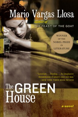 Book The Green House by Mario Vargas Llosa