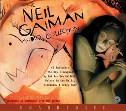 Book The Neil Gaiman Audio Collection Cd by Neil Gaiman