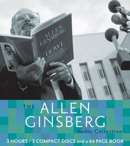 Book Allen Ginsberg CD Poetry Collection: Booklet And Cd by Allen Ginsberg