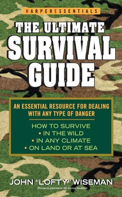 Book The Ultimate Survival Guide by John 'lofty' Wiseman