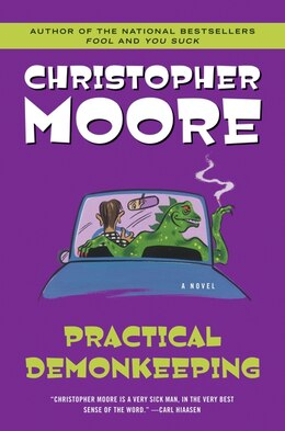 Book Practical Demonkeeping: by Christopher Moore