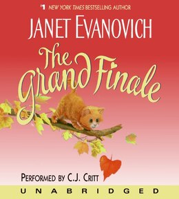 Book The Grand Finale Cd: Unabridged CD by Janet Evanovich