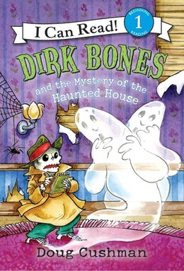 Book Dirk Bones and the Mystery of the Haunted House by Doug Cushman