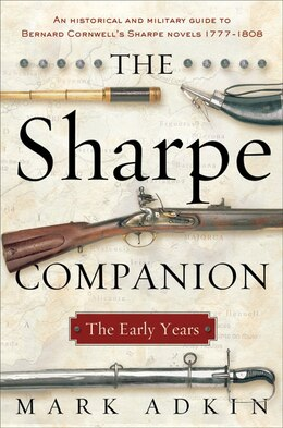 Book The Sharpe Companion: The Early Years by Mark Adkin