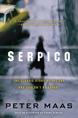 Book Serpico by Peter Maas