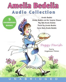 Book Amelia Bedelia Cd Audio Collection by Peggy Parish