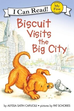 Book Biscuit Visits the Big City by Alyssa Satin Capucilli