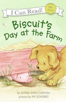 Book Biscuit's Day At The Farm by Alyssa Satin Capucilli