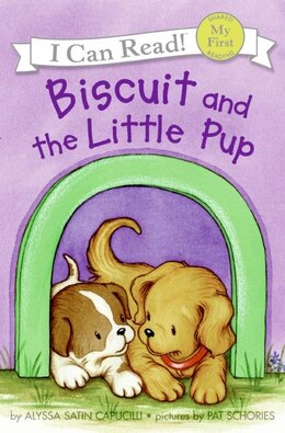 Book Biscuit and the Little Pup by Alyssa Satin Capucilli