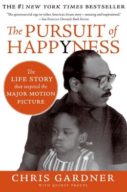 Book The Pursuit Of Happyness by Chris Gardner