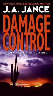 Book Damage Control by J. A. Jance