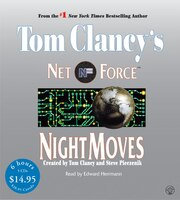 Tom Clancy's Net Force #3: Night Moves Low Price Cd: Night Moves Low Price Cd