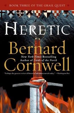 Book Heretic by Bernard Cornwell