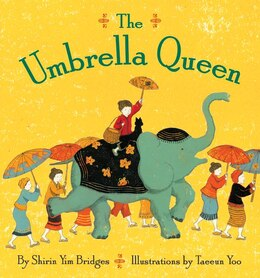 Book The Umbrella Queen by Shirin Bridges