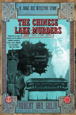 Book The Chinese Lake Murders: A Judge Dee Detective Story by Robert van Gulik