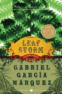 Book Leaf Storm: and Other Stories by Gabriel Garcia Marquez