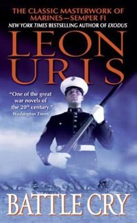 Book Battle Cry by Leon Uris