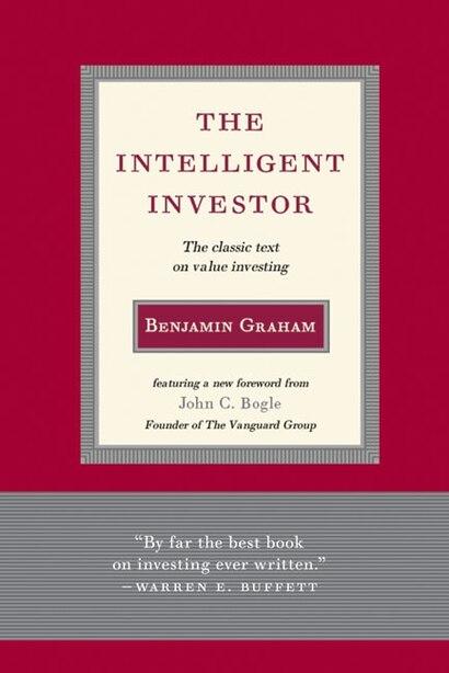 Intelligent Investor: The Classic Text on Value Investing de Benjamin Graham