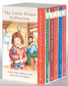 The Little House Collection Box Set (full Color): Full-Colour Box Set