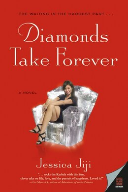 Book Diamonds Take Forever by Jessica Jiji