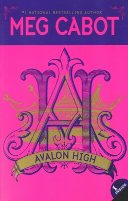 Book Avalon High by Meg Cabot
