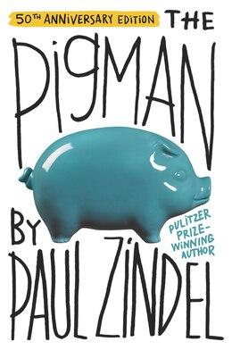 Book The Pigman by Paul Zindel