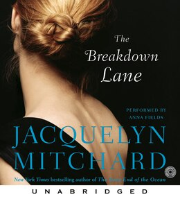 Book The Breakdown Lane Cd by Jacquelyn Mitchard