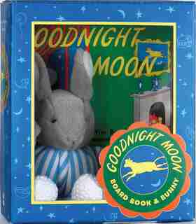Goodnight Moon Board Book & Bunny by Margaret Wise Brown