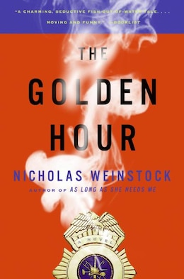 Book The Golden Hour: A Novel by Nicholas Weinstock