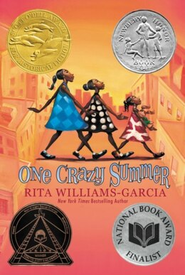 Book One Crazy Summer by Rita Williams-garcia