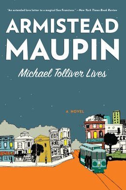 Book Michael Tolliver Lives by Armistead Maupin