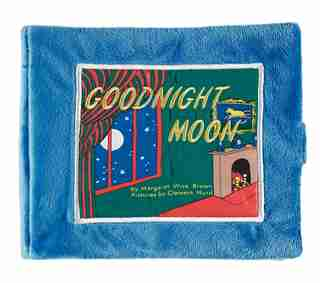 Goodnight Moon Cloth Book by Margaret Wise Brown