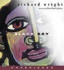Book Black Boy Cd by Richard Wright