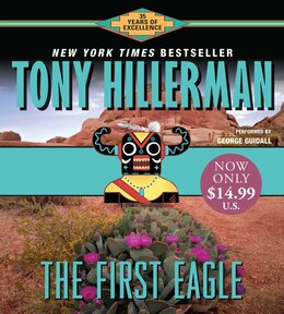 Book First Eagle Cd Low Price by Tony Hillerman