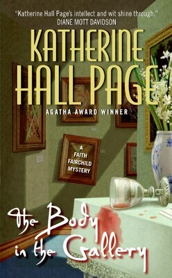 Book The Body In The Gallery: A Faith Fairchild Mystery by Katherine Hall Page